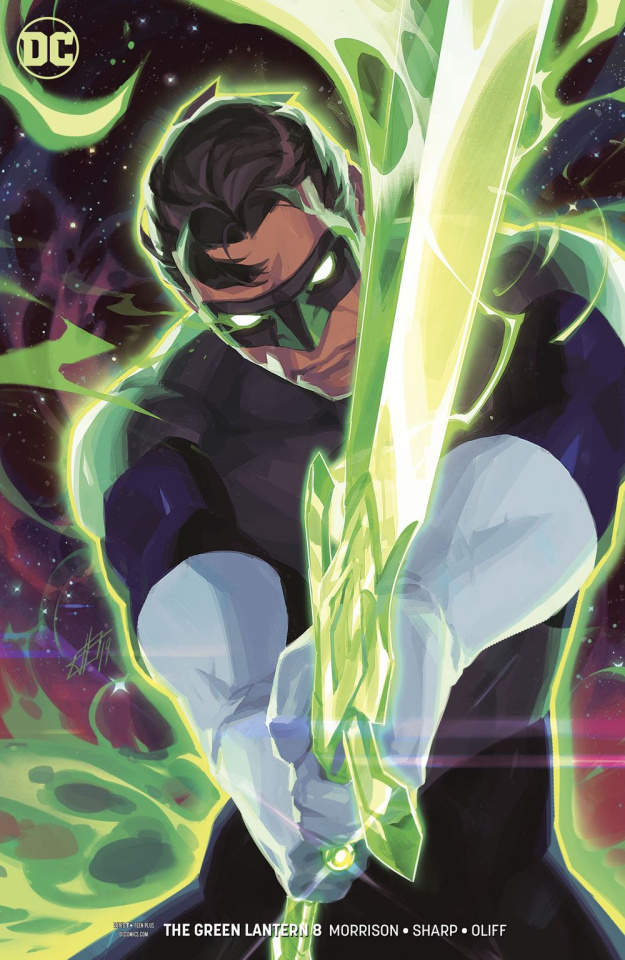 Green Lantern #8 (Variant Cover)