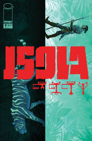 Isola #9 (Chen Cover)