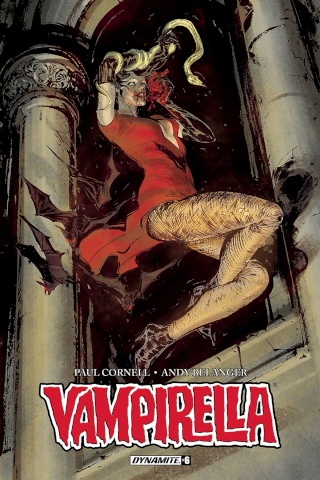 Vampirella #6 (Del Ray Cover)