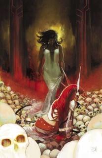 Angela: Queen of Hel #2