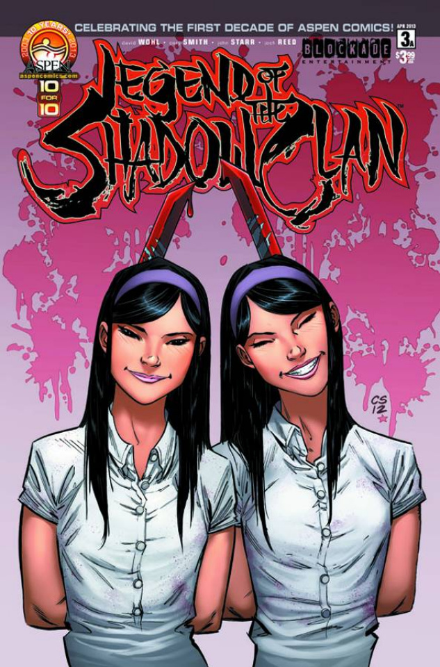 Legend of the Shadowclan #3