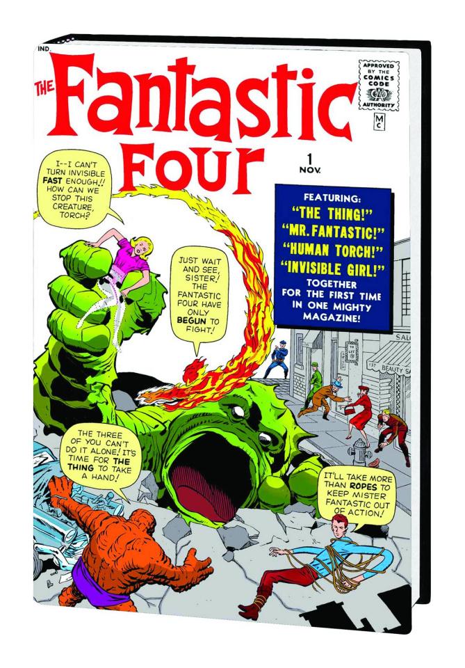 Fantastic Four Omnibus Vol. 1