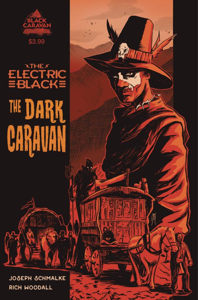 The Electric Black: The Dark Caravan #1