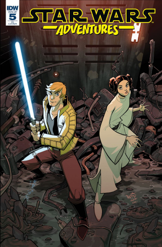 Star Wars Adventures #5 (10 Copy Cover)