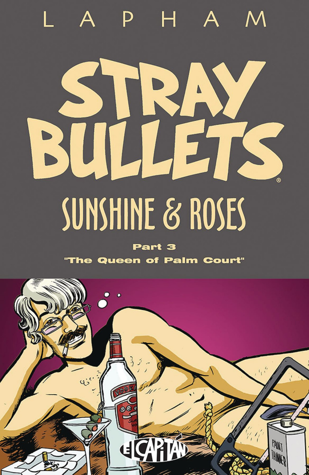 Stray Bullets: Sunshine and Roses Vol. 3