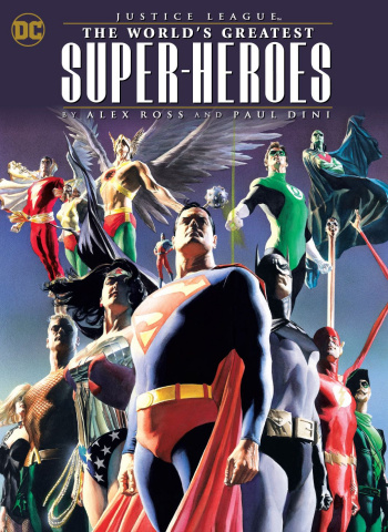 Justice League: World's Greatest Heroes by Ross & Dini