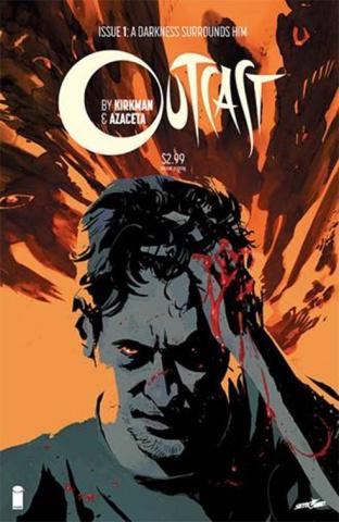 Outcast #1 (2nd Printing)