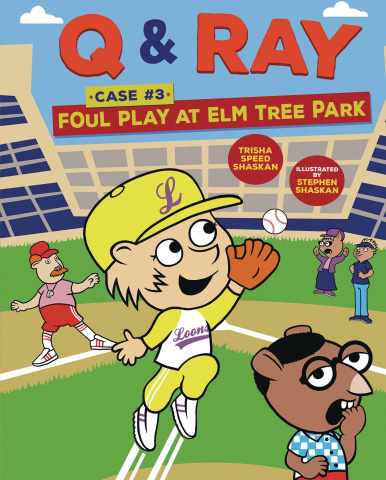 Q & Ray: The Case of  Foul Play at Elm Tree Park