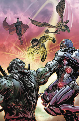Injustice: Gods Among Us, Year Five #6