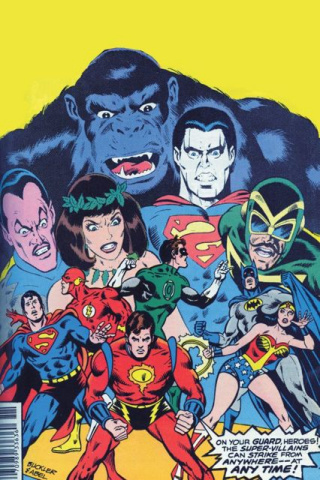 The Secret Society of Super Villains