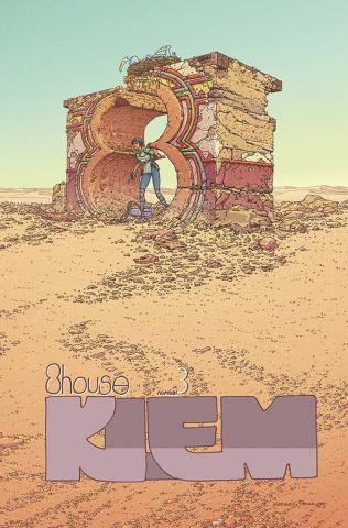 8house #3: Kiem