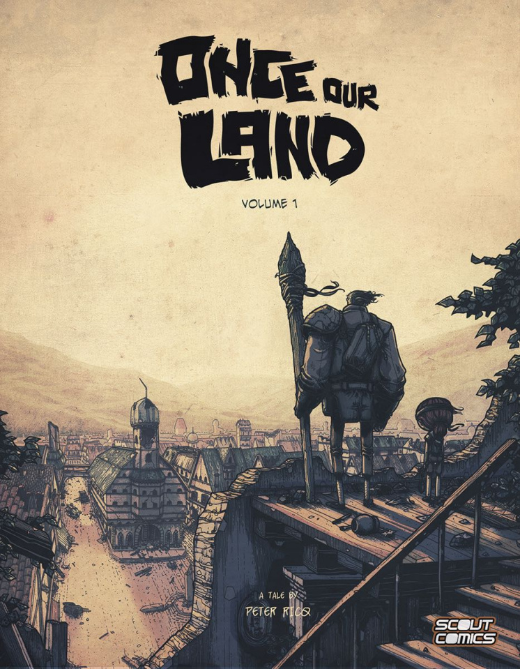 Once Our Land #1