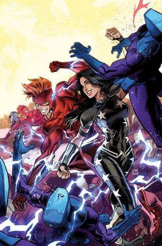 Titans #13 (Variant Cover)