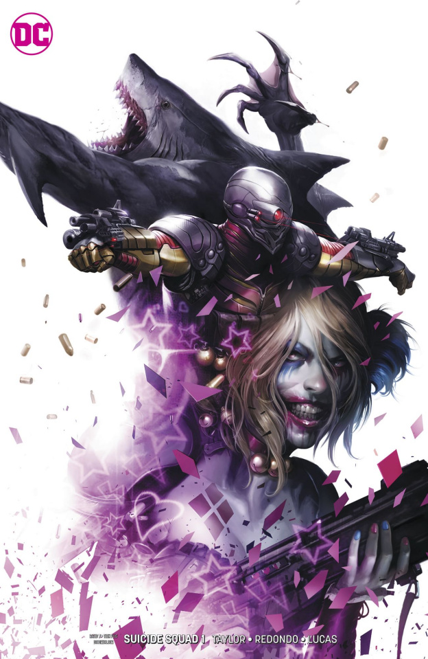 Suicide Squad #1 (Variant Cover)