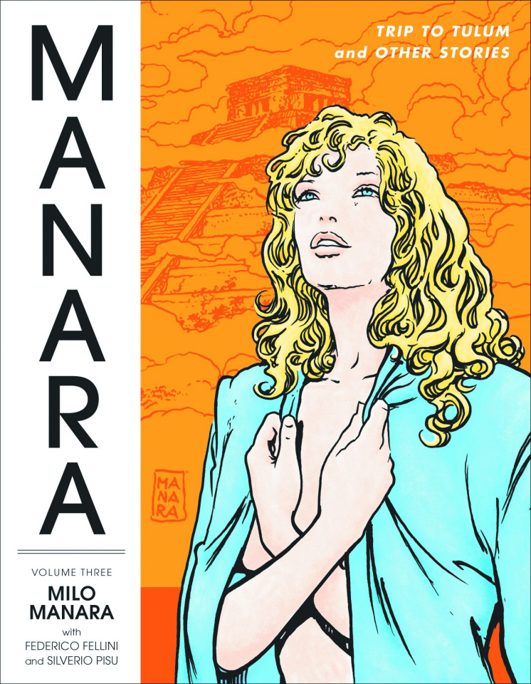 The Manara Library Vol. 3