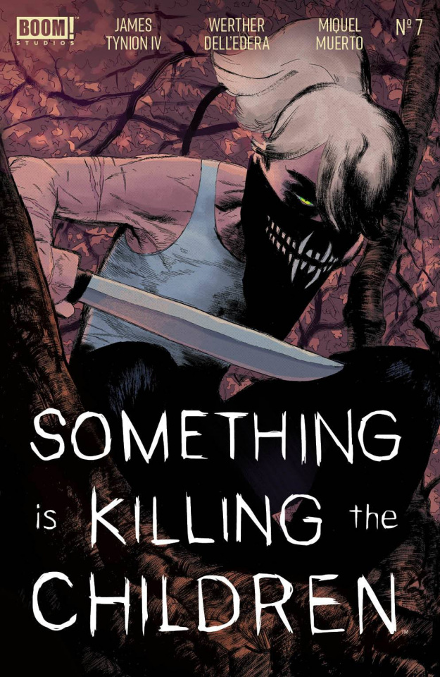 Something Is Killing the Children #7 (2nd Printing)