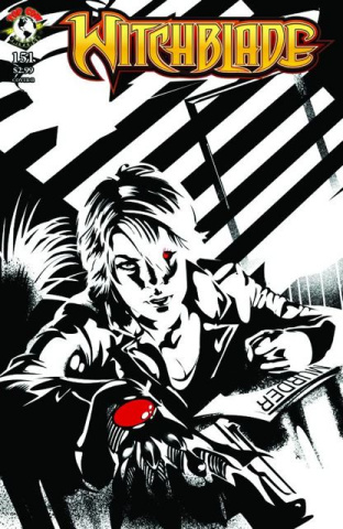 Witchblade #151 (Calero Cover)