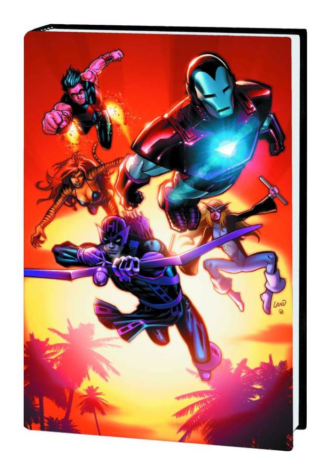 Avengers West Coast Vol. 1