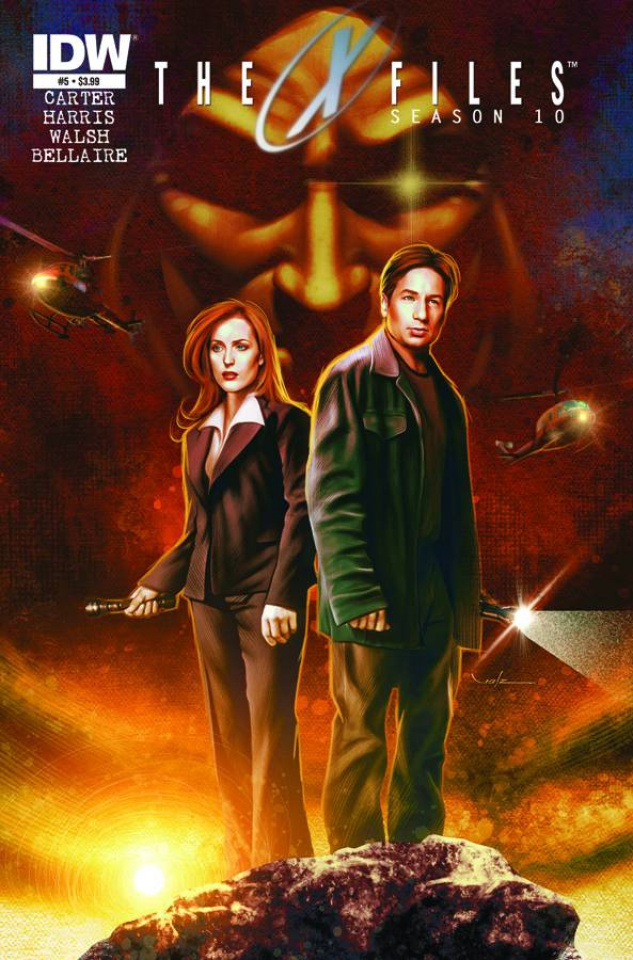 The X-Files, Season 10 #5