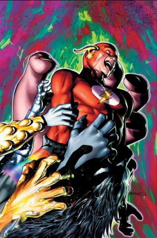 The Flash #775 (Brandon Peterson Cover)