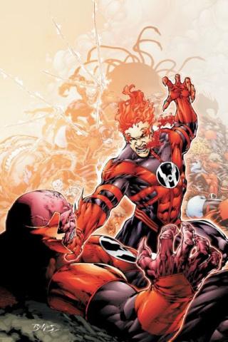 Red Lanterns #6
