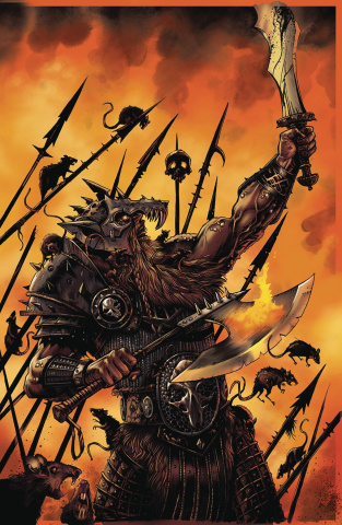 Pestilence: The Story of Satan #1 (Rooth Cover)