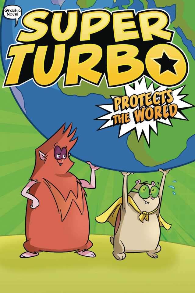 Super Turbo Vol. 4: Protects the World