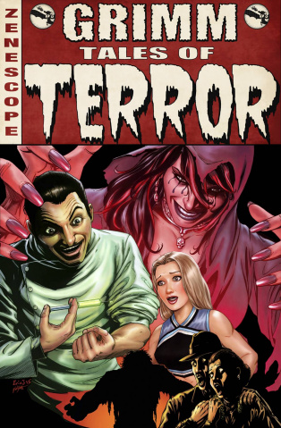 Grimm Fairy Tales: Grimm Tales of Terror #1 (Eric J Cover)