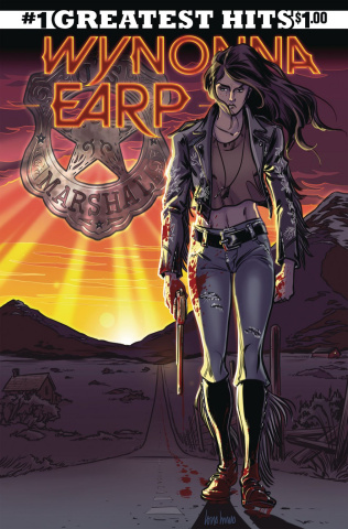 Wynonna Earp #1 (Greatest Hits)
