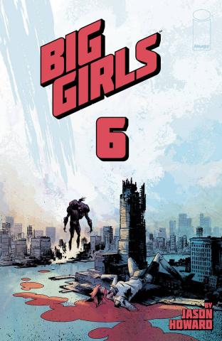 Big Girls #6 (Howard Cover)