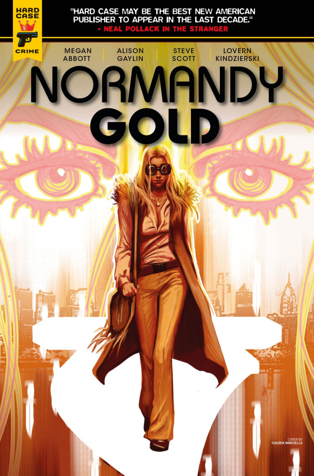 Normandy Gold #2 (Iannicello Cover)