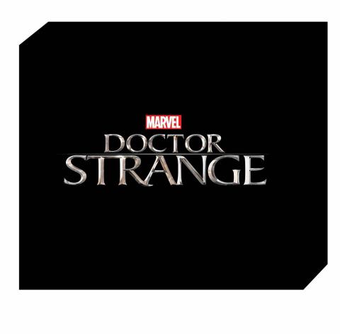 Doctor Strange: The Art of the Movie (Slipcase)