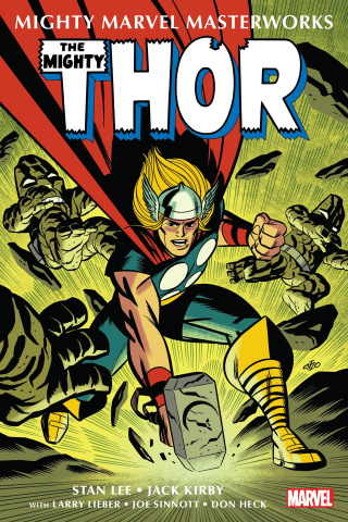 The Mighty Thor Vol. 1: The Vengeance of Loki (Cho Cover)
