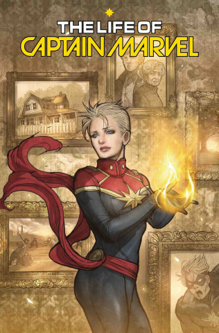 The Life of Captain Marvel #1 (Takeda Cover)