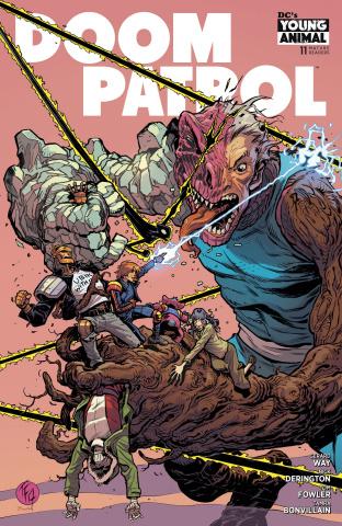 Doom Patrol #11 (Variant Cover)