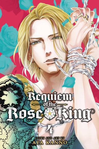 Requiem of the Rose King Vol. 4