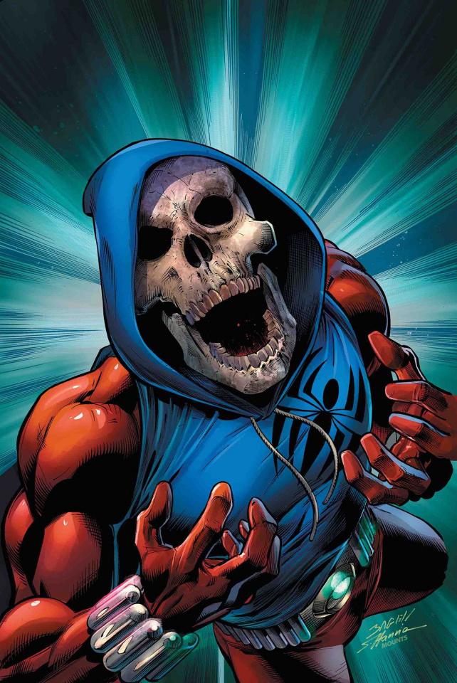 Ben Reilly: The Scarlet Spider #7
