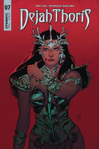 Dejah Thoris #7 (Roux Cover)