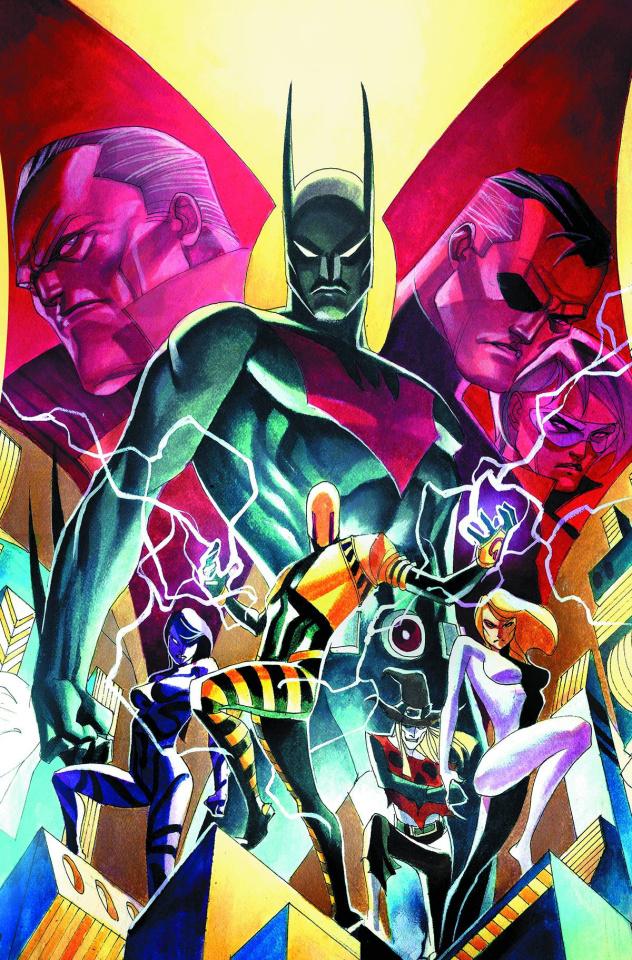 Batman Beyond Universe #16