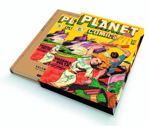 Planet Comics Vol. 13 (Slipcase Edition)