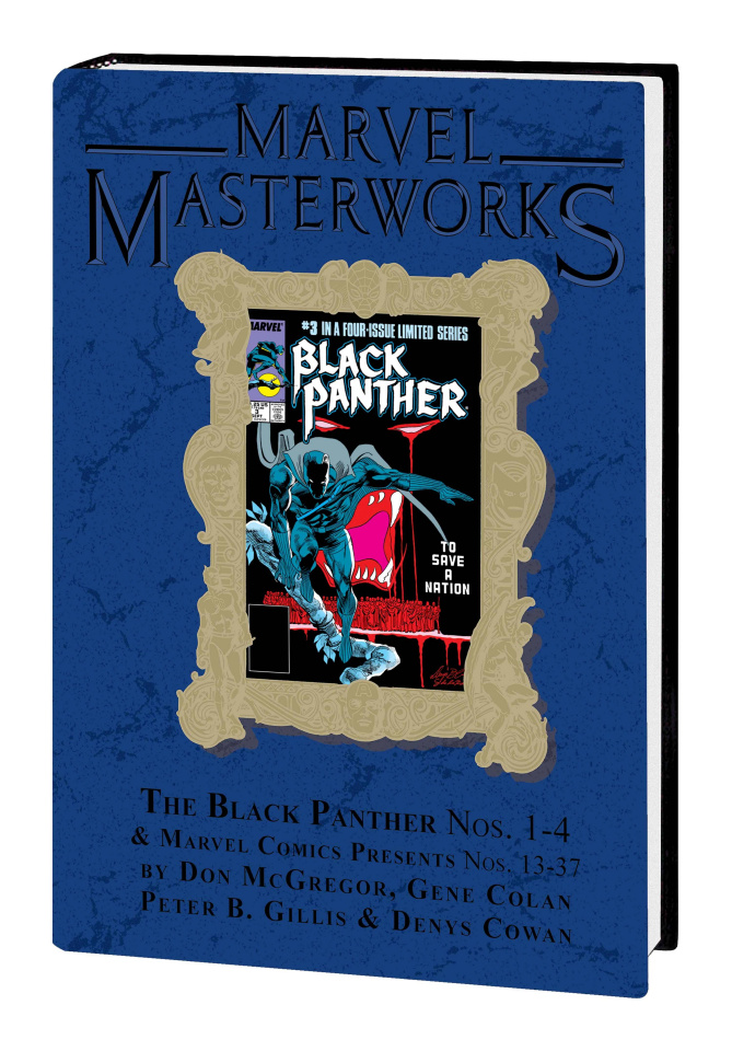 Black Panther Vol. 3 (Marvel Masterworks)