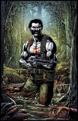 Bloodshot: Reborn #15 (20 Copy Robertson Cover)