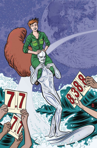 The Unbeatable Squirrel Girl #27 (Allred Cover)