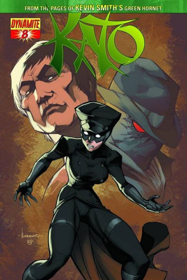 Kevin Smith's Kato #8