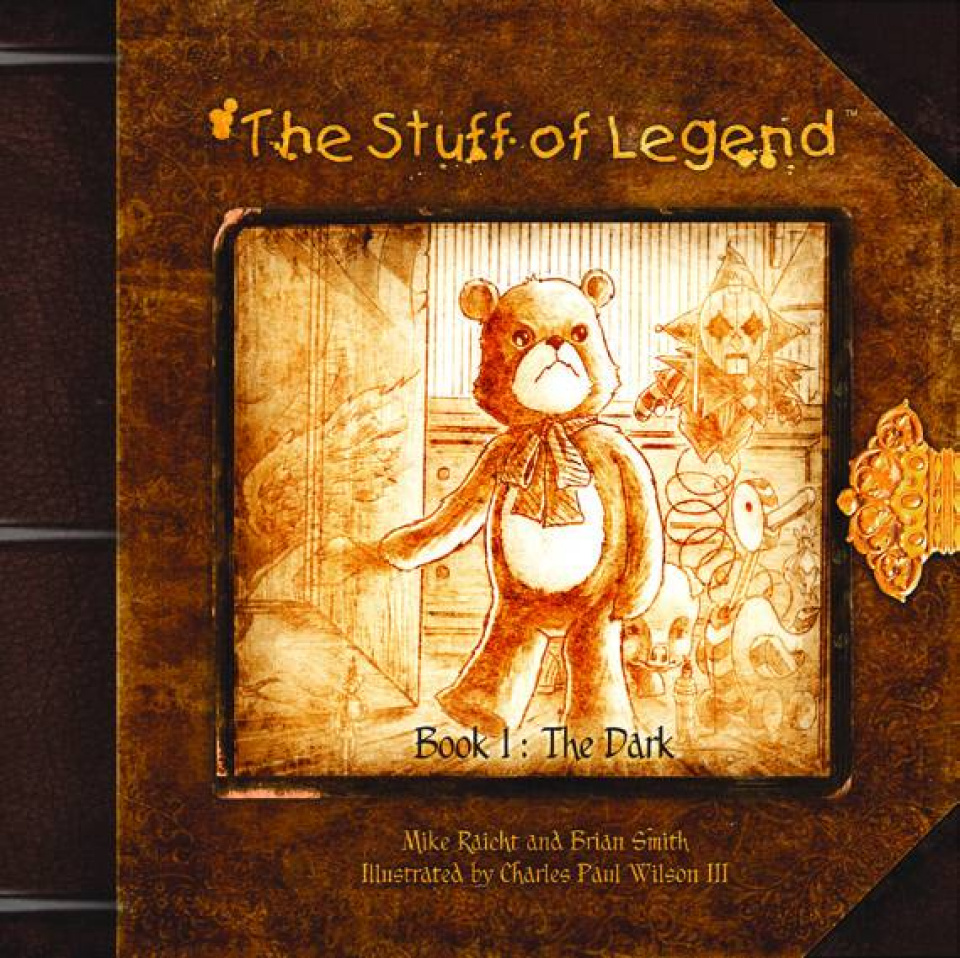 The Stuff of Legend Vol. 1 (Signed Edition)