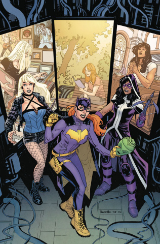 Batgirl and The Birds of Prey #5