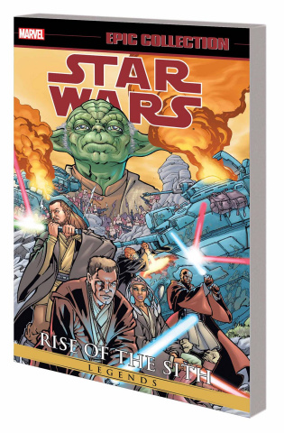 Star Wars Legends: Epic Collection Vol. 1: Rise of the Sith