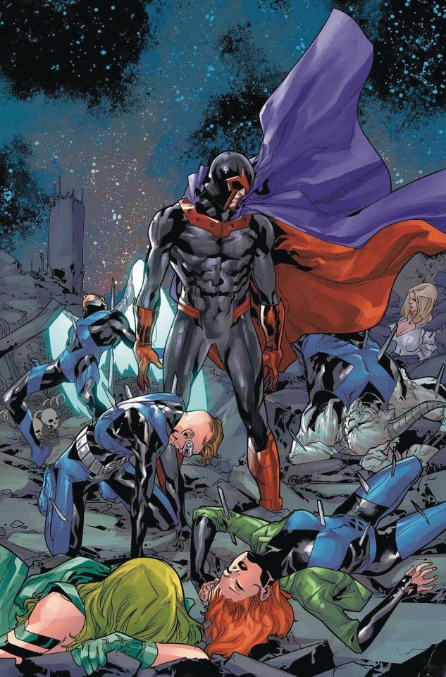 X-Men: Blue #34