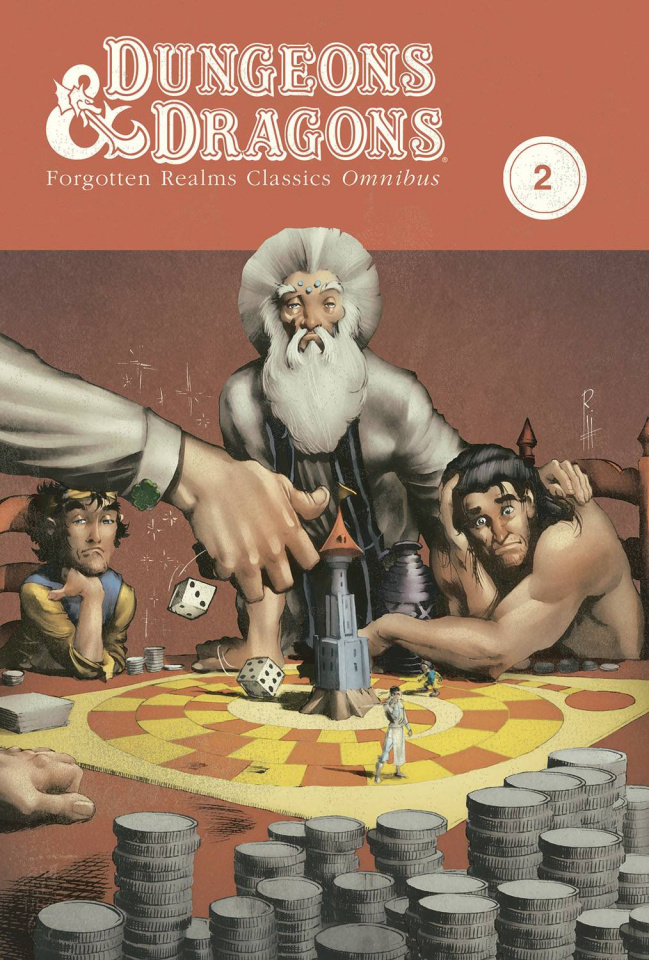 Dungeons & Dragons: Forgotten Realms Vol. 2