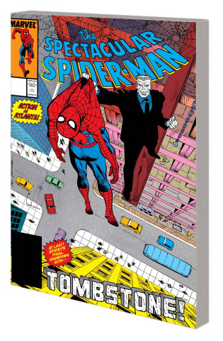 The Spectacular Spider-Man Vol. 1: Tombstone!